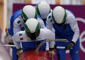 Sochi, bob a 4: italiano positivo all'antidoping