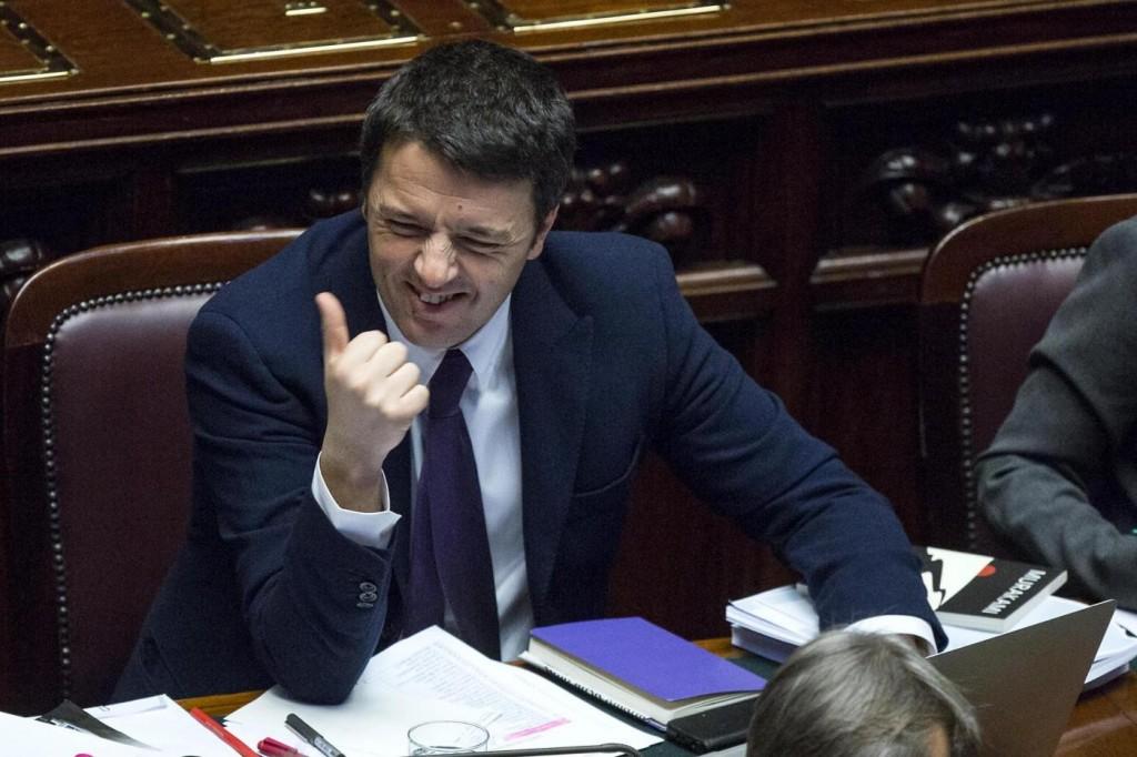 """""""Renzi, l'unico boy scout che vuol tartassare gli anziani"""", Mario Giordano su Libero"""