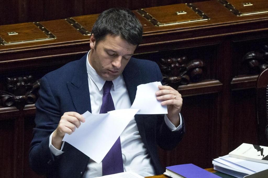 """Renzi rottamerà soltanto i risparmi"", Franco Bechis su Libero"