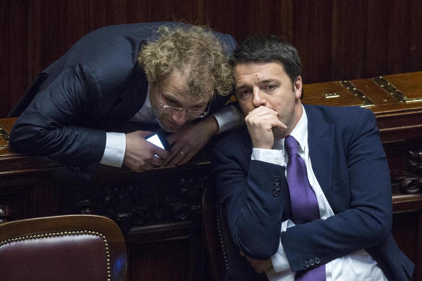 Luca Lotti e Marco Minniti sottosegretari alla Presidenza