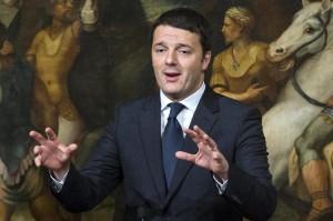 """Matteo Renzi: """"Occhi puntati al nuovo governo, riforma del lavoro in 15 giorni"""""""