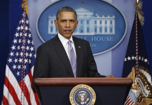 """Obama: """"Preoccupati per la Crimea, azione russa avrà costi e conseguenze"""""""