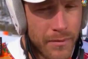 Sochi, Bode Miller scoppia a piangere durante l'intervista