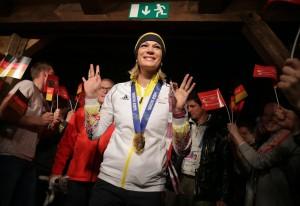 Sochi, il medagliere dopo la terza giornata