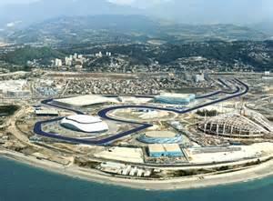 Il parco olimpico di Sochi