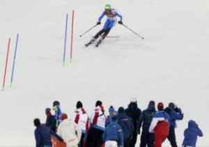 Sochi, Olimpiadi: sci, SuperG uomini, classifica (LaPresse)