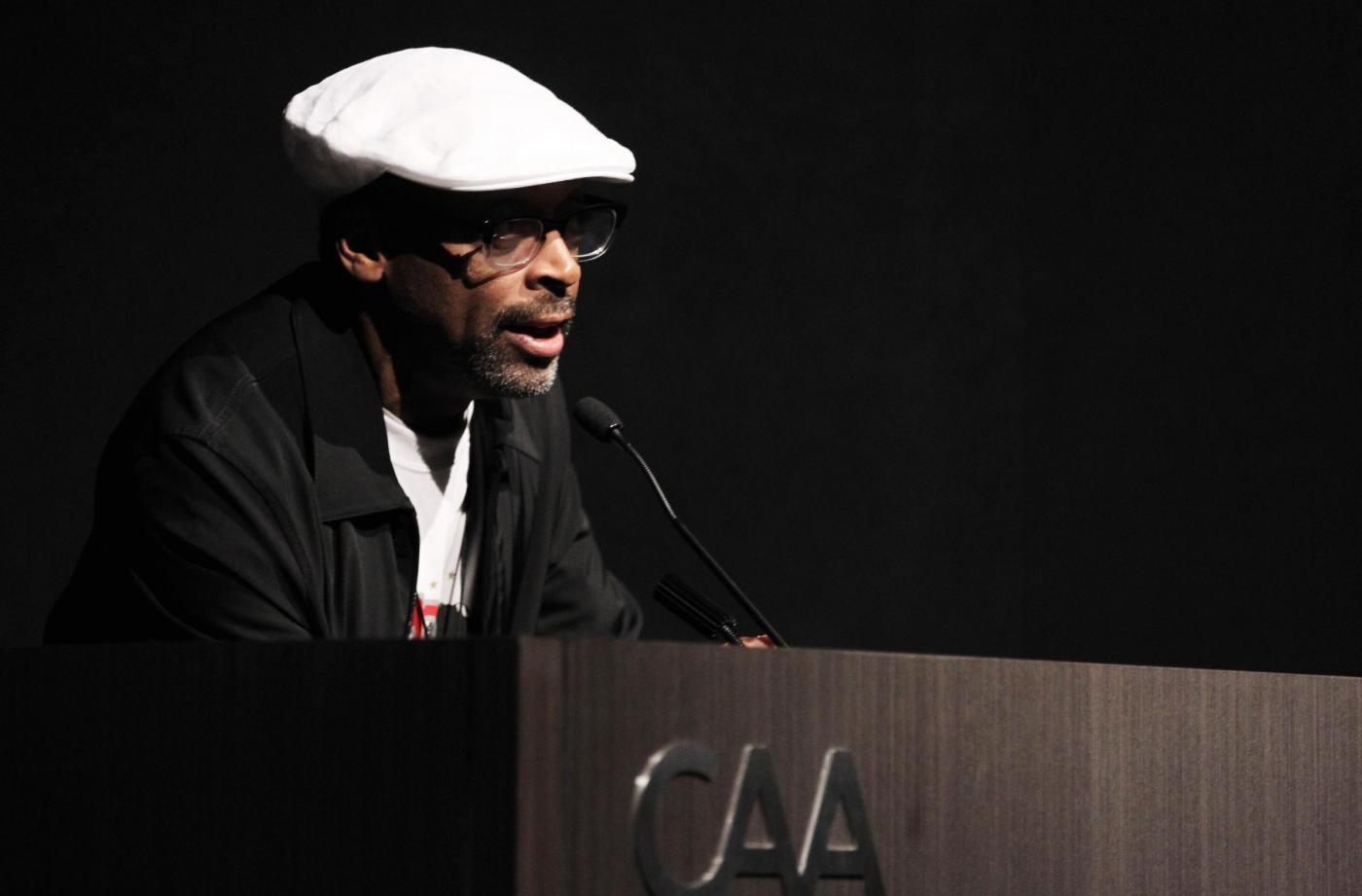 "Spike Lee: via bianchi e hipster dalla ""mia"" Brooklyn"