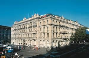 La sede centrale di Credit Suisse a Zurigo