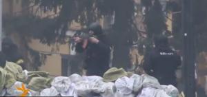 Kiev, cecchini dell'esercito sparano ai manifestanti
