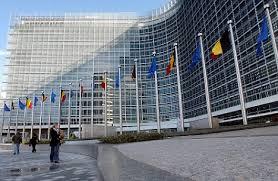 Il palazzo dell' UE a Bruxelles
