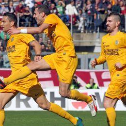 Video gol e pagelle, Livorno-Verona 2-3: Toni e Paulinho strepitosi (Ansa)