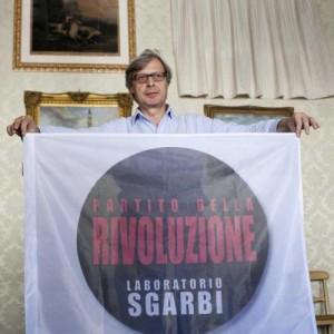 Vittorio Sgarbi (foto LaPresse)