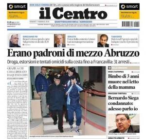 """""""Erano padroni di mezzo Abruzzo..."""""""