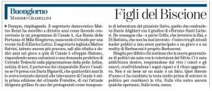 """Massimo Gramellini, Buongiorno sulla Stampa: """"Figli del Biscione"""""""