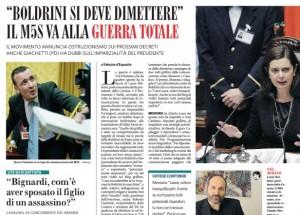 """Movimento 5 Stelle, guerra totale contro Laura Boldrini: """"Si deve dimettere"""""""