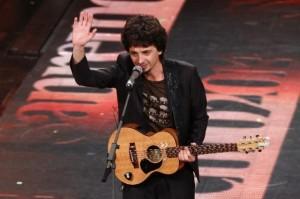 Riccardo Sinigallia a Sanremo