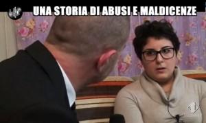 Giada, intervista alle Iene