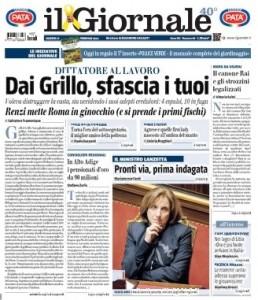 Il canone Rai e gli strozzini legalizzati, Vittorio Feltri sul Giornale