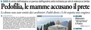 Il Gazzettino, la prima pagina di oggi (28 febbraio 2014)