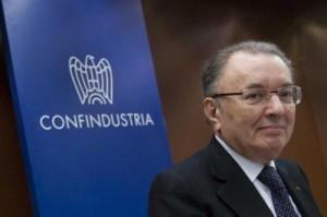 """Giorgio Squinzi (Confindustria): """"Italia ostaggio della burocrazia"""""""