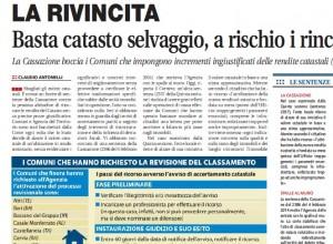 Basta catasto selvaggio, a rischio i rincari Imu, Claudio Antonelli su Libero