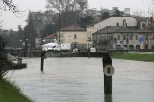 Maltempo in Veneto, 500 gli evacuati a Bacchiglione e Battaglia Terme