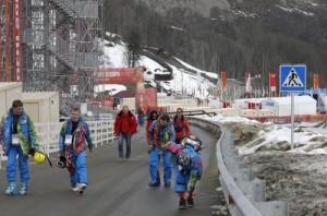 Sochi: sesso, festini e orge nel villaggio olimpico