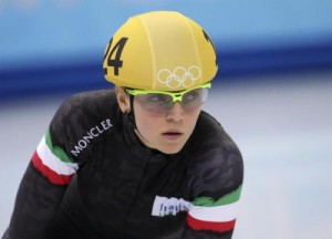 Sochi, Arianna Fontana bronzo nello short track 1500