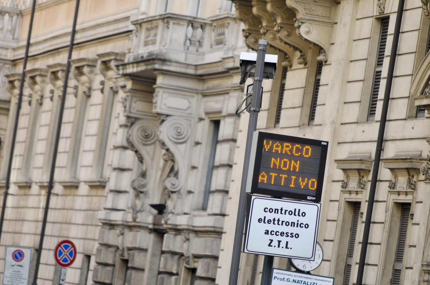 Falsi permessi per la Ztl di Roma: indagati Guido e Luca Fendi