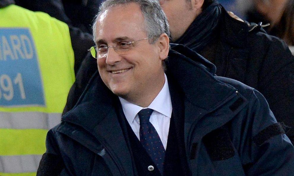 """Lazio, Lotito: """"Giocatori se ne vogliono andare per clima ostile tifosi"""""""