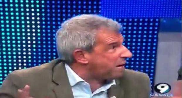Salvatore Bagni vs Luciano Moggi in tv su scudetto perso dal ...