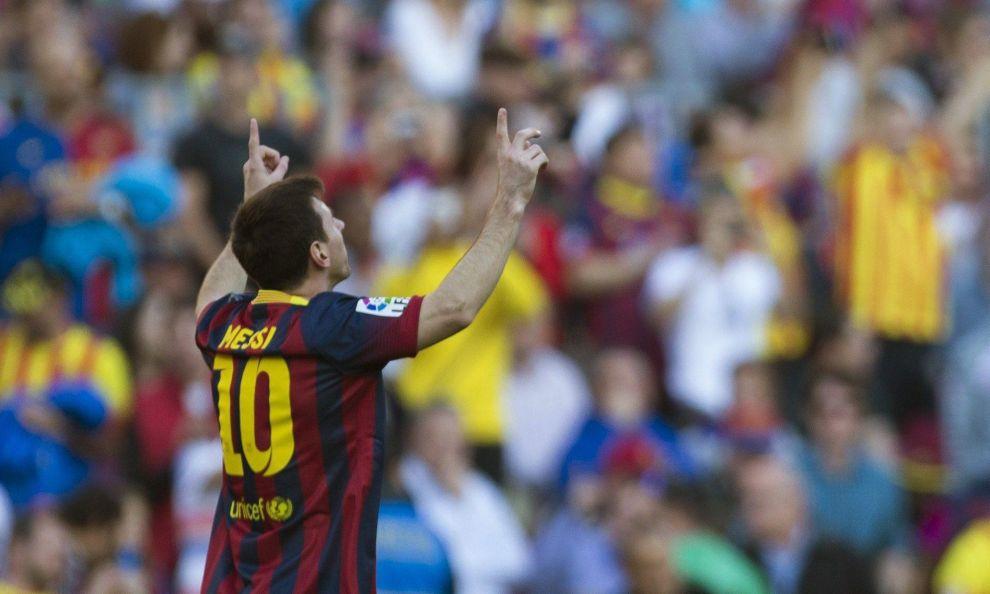 Messi, per rinnovo chiede 25 mln di euro l'anno al Barcellona
