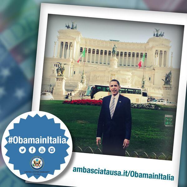 Obama a Roma, informazioni su viabilità e divieti 27 e 28 marzo