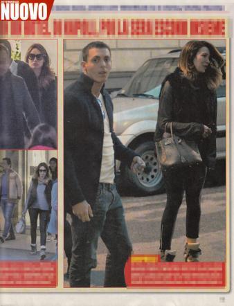 Nicole Minetti, storia d'amore con Claudio D'Alessio. Ma Gigi e Anna...