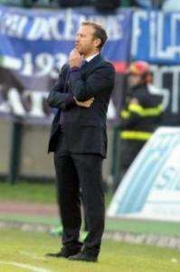 Breda, allenatore del Latina (LaPresse)