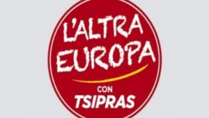 L'altra Europa con Tsipras, il logo