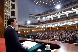 Cina: crescita al 7,5% nel 2014: salgono spese militari, primo default di bond
