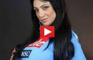 Marika Fruscio, video esultanza hot dopo vittoria Napoli