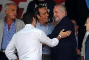 """Napoli, De Laurentiis: """"Premio per il secondo posto"""" (LaPresse)"""