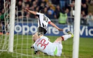 Udinese-Milan 1-0: Di Natale stende Seedorf, Scuffet decisivo (LaPresse)