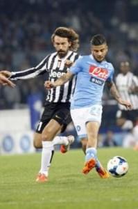 """Napoli, Insigne: """"contro Juve vittoria importantissima"""" (LaPresse)"""