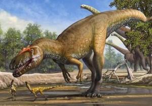 Torvosaurus gurneyi: più grande dinosauro carnivoro scoperto in Portogallo