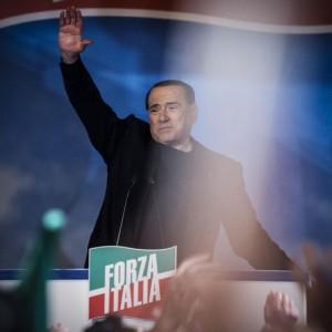 """Berlusconi: """"Mafia di giudici decide se vado in galera o ai domiciliari"""" (video)"""