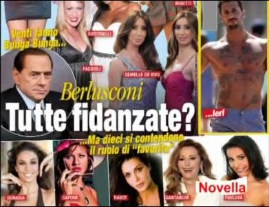 Berlusconi sarà testimone al processo escort-Tarantini a Bari