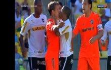 Brasile: Fallaccio, rissa e... bacio (video)