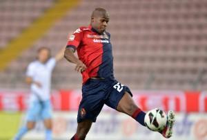 Serie A, vola il Cagliari: 3-0 all'Udinese con show di Victor Ibarbo (LaPresse)