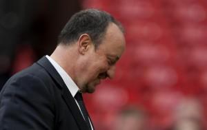 Rafa Benitez, allenatore del Napoli (LaPresse)
