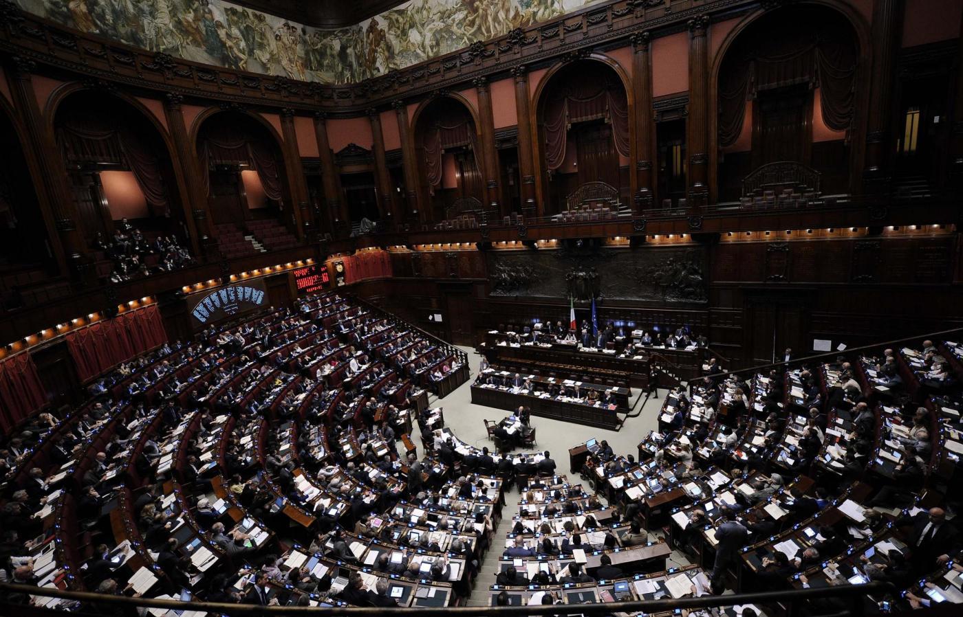 Legge elettorale appello 105 deputati pd senato cambi for Deputati pd