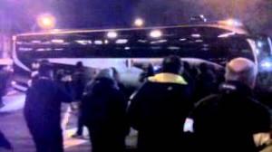Assalto al pullman Juve, indagine su presenza tifosi Napoli a Catania