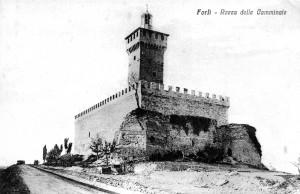 Il faro di Mussolini a Predappio